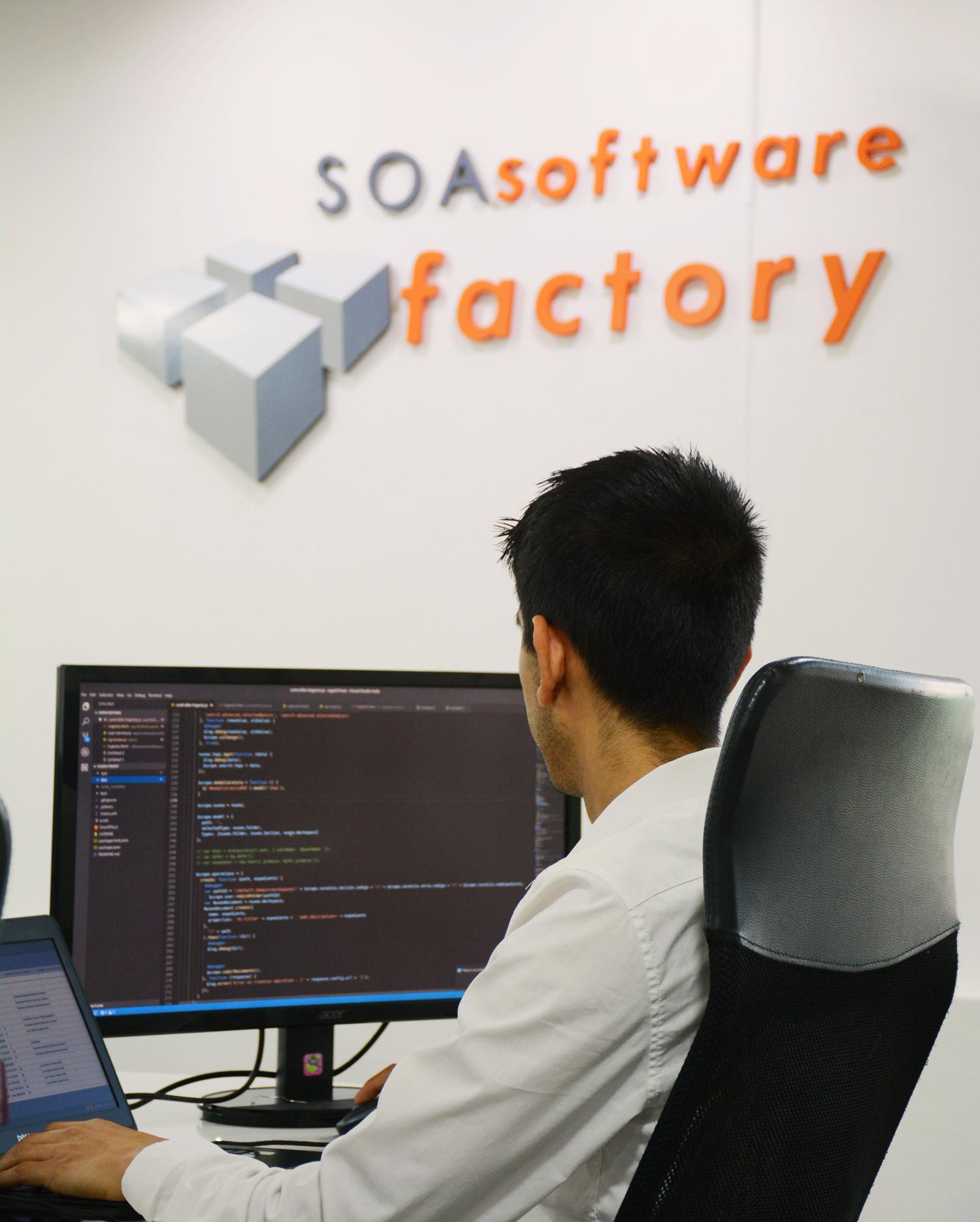 SOA-SOFTWARE-FACTORY
